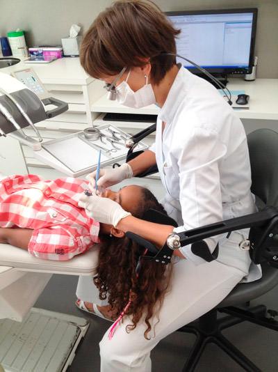 Edero til tandlæge