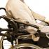 Edero armstoette monteret på kørestol