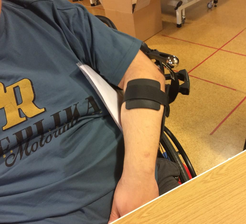 Armtræning af bariatriske patienter