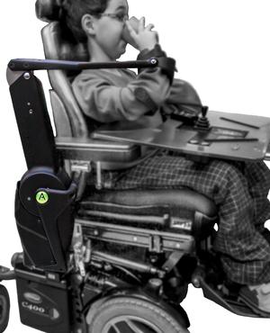 Elemento armstoette hjælper svage arme