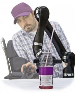 Jaco robotarm drikke_stort
